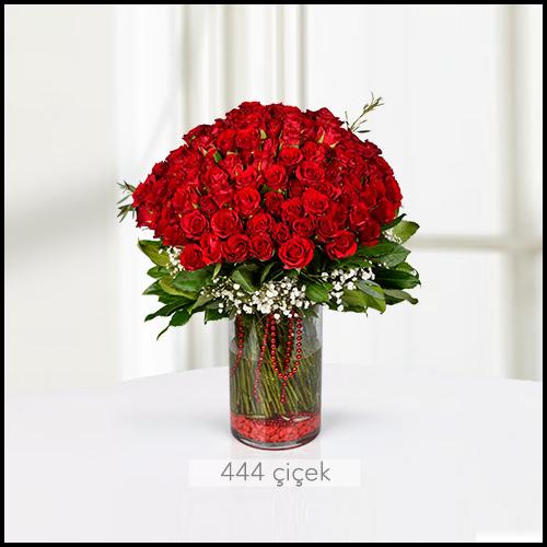 Aşk Büyüsü 150 Kırmızı Gül