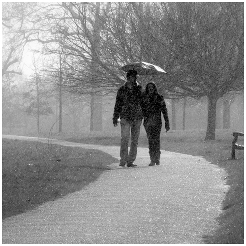 Sevgiliyle Yürüyüş