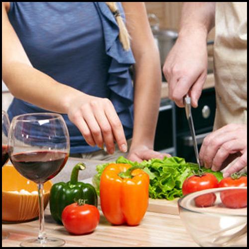 Birlikte Yemek Yapın
