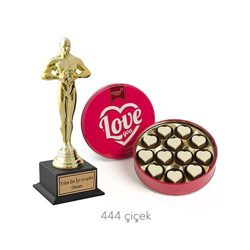 Love Çikolatalı Yılın En İyi Sevgilisi Oscarı